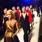 Joanna Mastroianni FW2012 Mercedes Benz New York Fashion Week